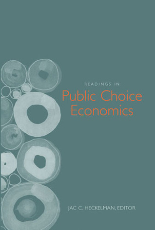 Readings in Public Choice Economics