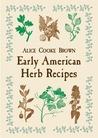 Early American He...