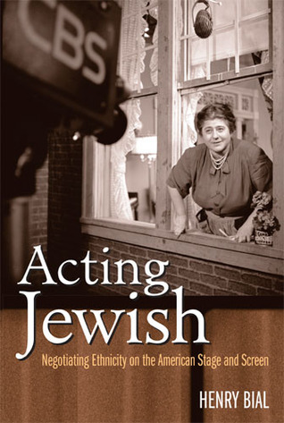 Acting Jewish