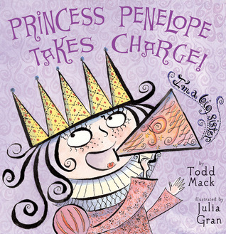 Princess Penelope Takes Charge