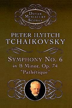 Symphony No. 6 in B Minor: Op. 74