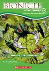 Web of the Visorak (Bionicle Adventures, #7)
