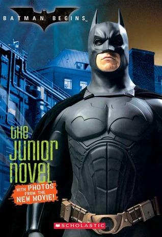 Batman Begins by Peter Lerangis