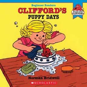 Watch Clifford's Puppy Days