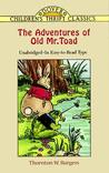 Download The Adventures of Old Mr. Toad
