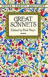 Great Sonnets