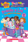 Pranks A Lot: The Girls vs. The Boys (Groovy Girls Sleepover Club, #2)