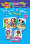 Girls of Summer: Bon Voyage (Groovy Girls Sleepover Club, #8)