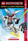 Exo-force Chapter Book #1: Escape from Sentai Mountain