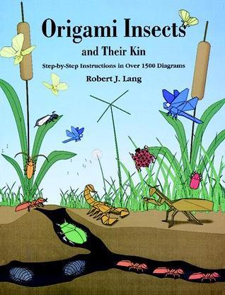 Origami Insects and Their Kin Descargas gratuitas de audiolibros