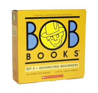 BOB Books Set 2: Advancing Beginners