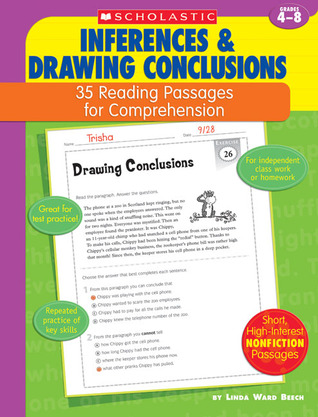 Inferences & Drawing Conclusions: 35 Reading Passages for Comprehension
