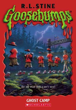 Ghost Camp (Goosebumps, #45)