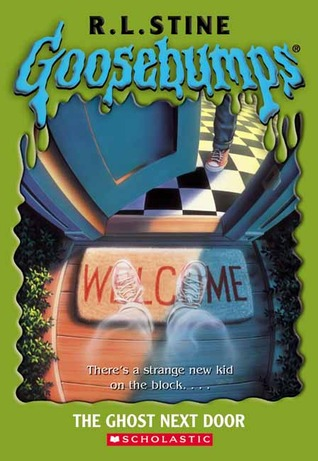 The Ghost Next Door  (Goosebumps, #10)