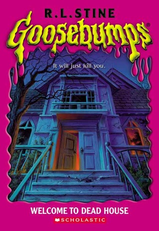 Goosebumps collection