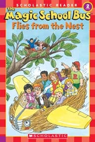 The Magic School Bus Flies From The Nest