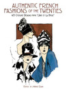 """Authentic French Fashions of the Twenties: 413 Costume Designs from """"L'Art Et La Mode"""""""