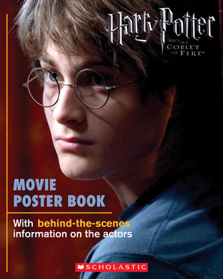 Harry Potter and the Goblet of Fire Movie Poster Book by Marie Morreale