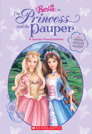 Barbie: Princess and the Pauper Jr. Chapter Book