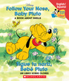 Disney Bil: Follow Your Nose, Baby Pluto/sigue Tu Nariz, Beb Pluto (Baby's First Disney Books (Bilingual-Spanish))