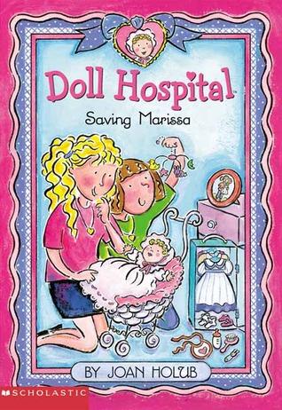 Saving Marissa (Doll Hospital, #4)