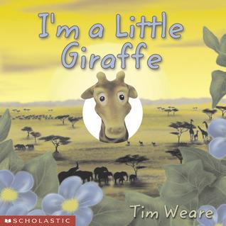 I'm A Little Giraffe: A Finger-puppet Pal