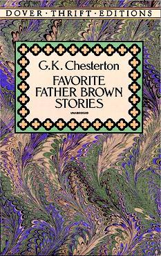 Favorite Father Brown Stories by G.K. Chesterton