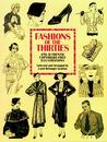 Fashions of the Thirties: 476 Authentic Copyright-Free Illustrations