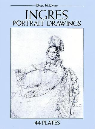 Ingres Portrait Drawings: 44 Plates