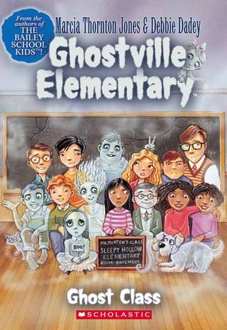 Ghost Class by Marcia Thornton Jones