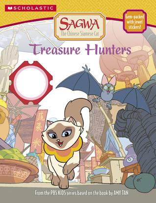 Sagwa: Treasure Hunters