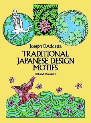 traditional japanese design motifs by joseph daddetta