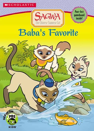 Sagwa: Baba's Favorite