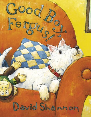 Good Boy, Fergus! EPUB