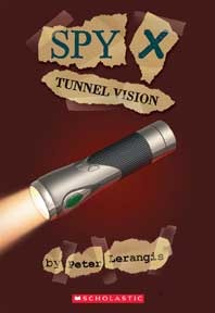 Tunnel Vision by Peter Lerangis