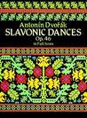 Slavonic Dances, Op 46 In Full Score