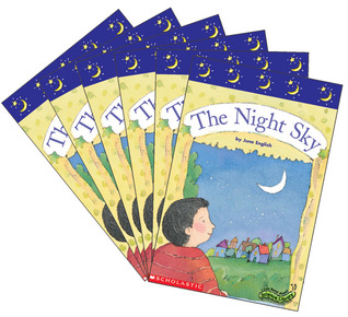 Super-Science Readers: The Night Sky: Colorful and Engaging Books on Favorite Thematic Topics for Guided Independent Reading