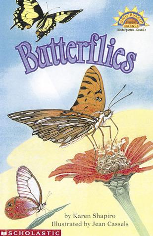 Butterflies (level 2) (Hello Reader)