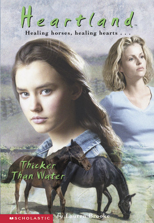 Thicker Than Water (Heartland, #8)