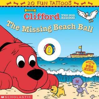 The Missing Beach Ball by Sonali Fry