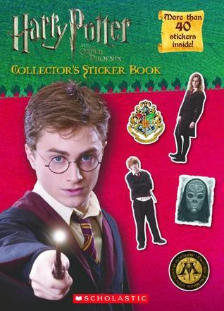 Harry Potter and the Order of the Phoenix Collector's Sticker Book