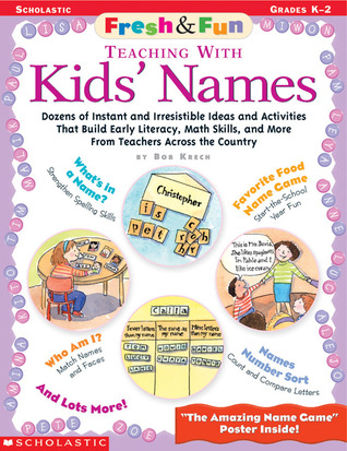 fresh fun teaching with kids names dozens of instant and