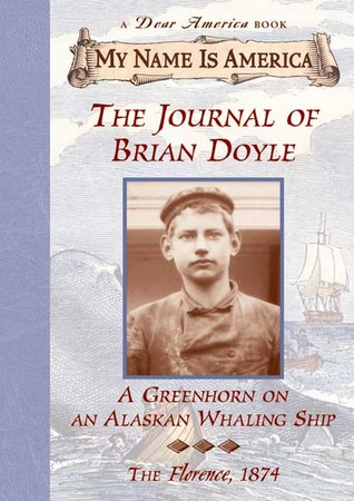The Journal Of Brian Doyle by Jim  Murphy