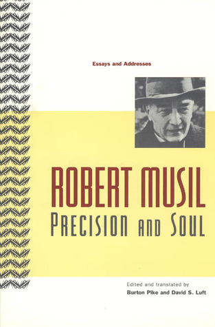 Precision and Soul: Essays and Addresses