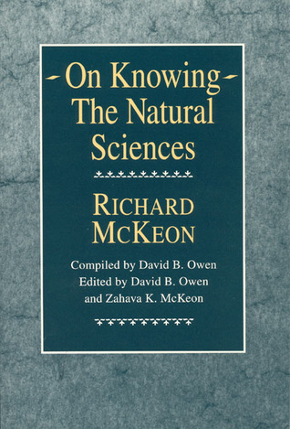 on-knowing-the-natural-sciences