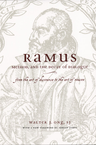 Ramus, Method, and the Decay of Dialogue: From the Art of Discourse to the Art of Reason by Walter J. Ong
