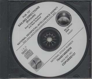 East Coast of Australia and New Zealand, 2004 (CD-ROM): Pub. 127