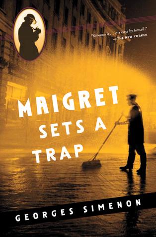 Maigret Sets a Trap (Maigret, #48)