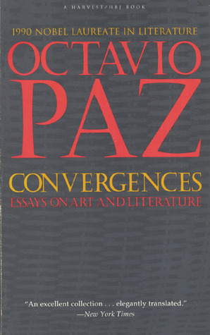 Convergences: Essays on Art and Literature