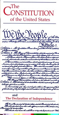 The Constitution of the United States & The Declaration of In... by Founding Fathers